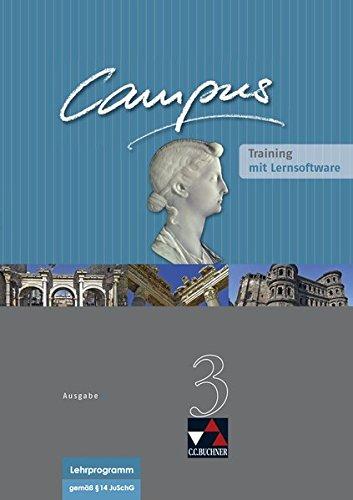 9783766178695: Campus C Training C 03 mit Lernsoftware