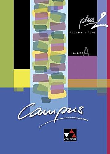 9783766179661: Campus A plus 2: Kooperativ üben. Zu den Lektionen 16-30
