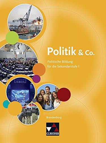 9783766188410: Politik & Co. Brandenburg: Politische Bildung für die Jahrgangsstufen 9 und 10