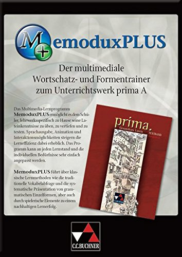 9783766197030: MemoDux Plus. Prima A. CD-ROM für Windows Vista/XP/2000