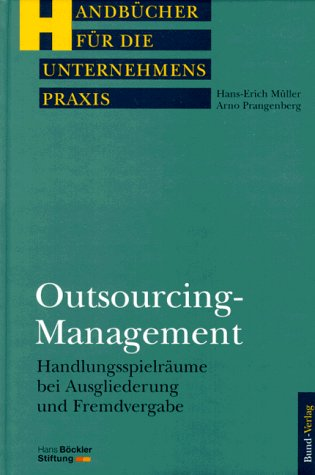 9783766327963: Outsourcing-Management