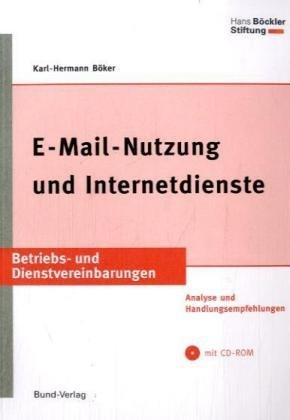 9783766335135: Betriebliche Nutzung von Internet, Intranet und E-Mail. Analyse und Handlungsempfehlungen.