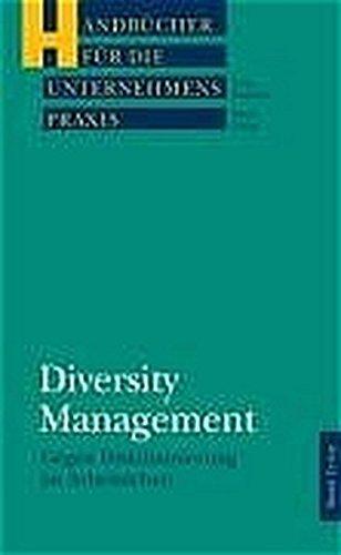 9783766335531: Diversity Management: Unternehmerische Stärke durch personelle Vielfalt