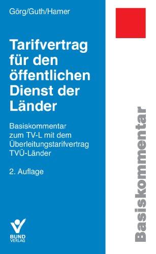 9783766360908: Tarifvertrag für den öffentlichen Dienst der Länder: Basiskommentar zum TV-L