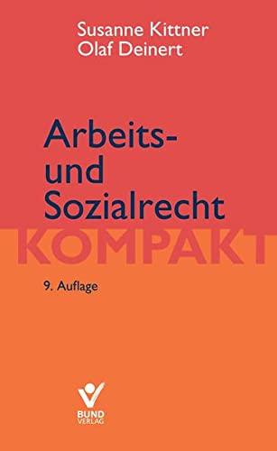 9783766362209: Arbeits- und Sozialrecht kompakt