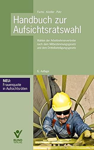 Handbuch zur Aufsichtsratswahl: Harald Fuchs