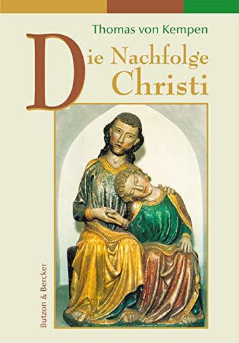 9783766608932: Nachfolge Christi: Vier Bücher