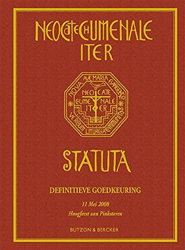 9783766608956: Neocatechumenale Iter - Statuta