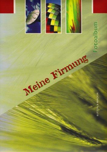 9783766609502: Meine Firmung: Fotoalbum