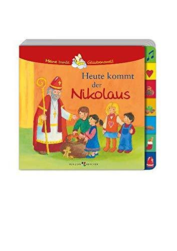 9783766615015: Heute kommt der Nikolaus