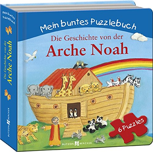 9783766619679: Die Geschichte von der Arche Noah