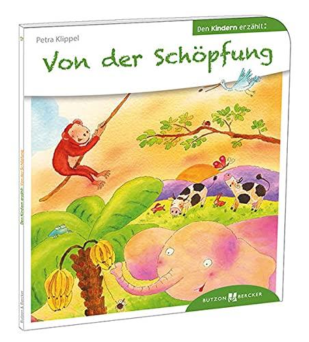 9783766630124: Von der Schöpfung den Kindern erzählt: Den Kindern erzählt/erklärt 12