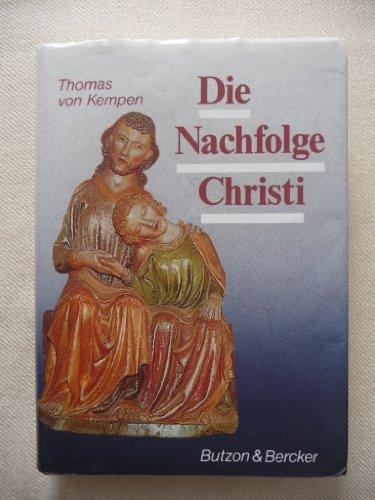 9783766695314: Die Nachfolge Christi: Vier Bücher