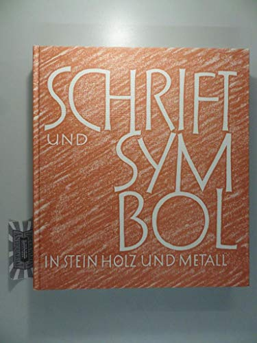 Schrift + Symbol In Stein Holz und: Jakob, Sepp &