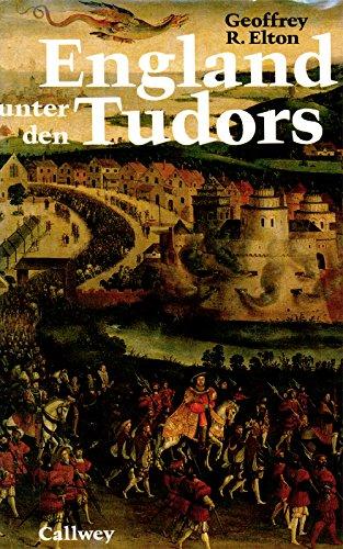 9783766706836: England unter den Tudors