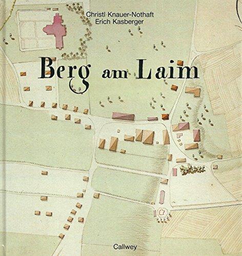 9783766708694: Berg am Laim. Von der Hofmark zum Stadtteil Münchens