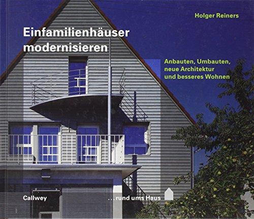 9783766711243: Einfamilienhäuser modernisieren.