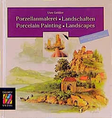 9783766713476: Porzellanmalerei, Landschaften