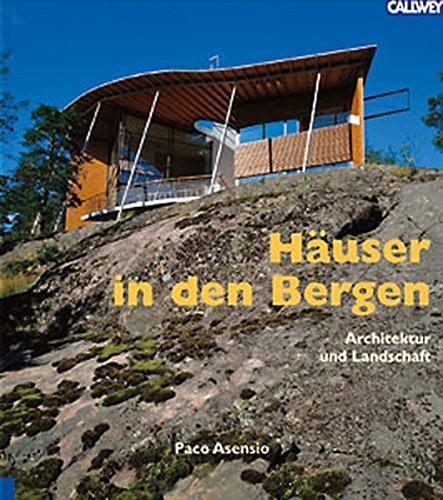 9783766714756: Häuser in den Bergen.