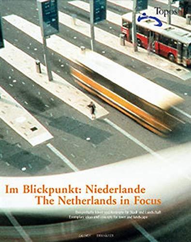 9783766715128: Topos, European Landscape Magazine, Im Blickpunkt: Niederlande