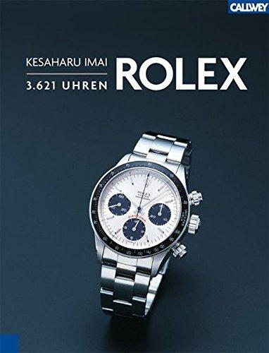 9783766717207: Rolex - 3621 Uhren