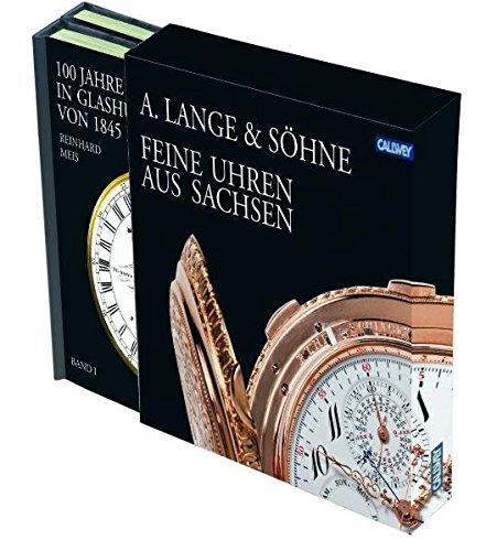 9783766719034: A. Lange und Söhne