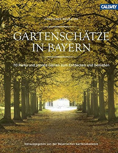 Gartenschätze in Bayern: Konstanze Neubauer
