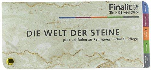 9783766720986: Die Welt der Steine: Plus Leitfaden zu Reinigung, Schutz, Pflege