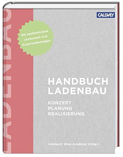 9783766721884: Handbuch Ladenbau: Konzept - Planung - Realisierung