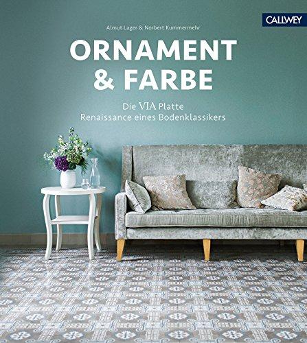 Ornament U0026 Farbe : Die VIA Platte: Almut Lager