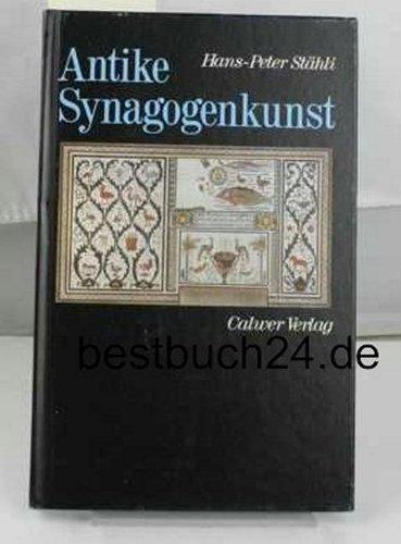 9783766808233: Antike Synagogenkunst