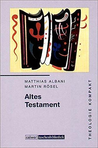Altes Testament: Albani, Matthias