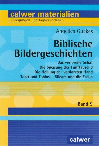 9783766839312: Biblische Bildergeschichten 5: Anregungen und Kopiervorlagen