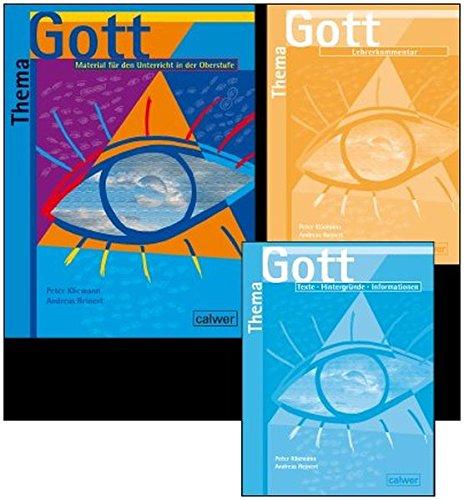 Kombi-Paket Thema: Gott: Peter Kliemann