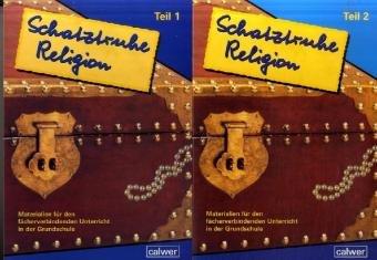 9783766840158: Kombi-Paket: Schatztruhe Religion Teil 1 und Teil 2