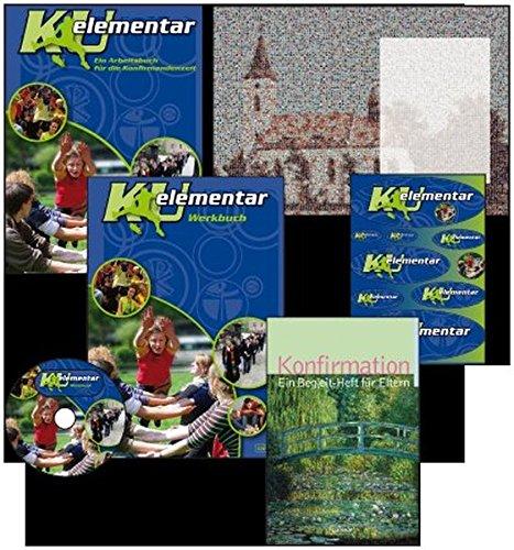 9783766840530: Kennenlern-Angebot: KU elementar: Arbeitsbuch, Werkbuch und Begleitheft f�r Eltern zusammen