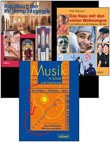 Kombi-Paket Kirchenpädagogik / 3 Bände: Peter Kliemann