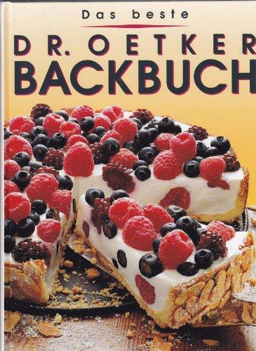9783767003248: DR. OETKER BACKBUCH