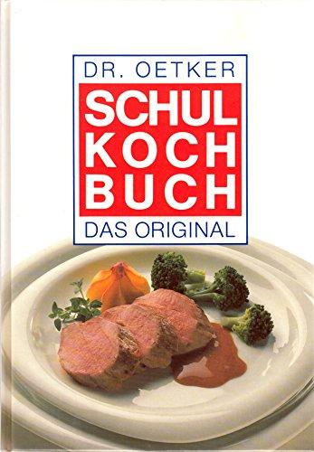 9783767003590: Schulkochbuch