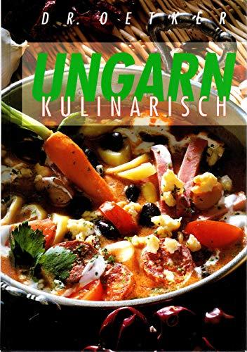 9783767004269: Ungarn kulinarisch