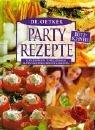9783767004924: Partyrezepte, blitzschnell