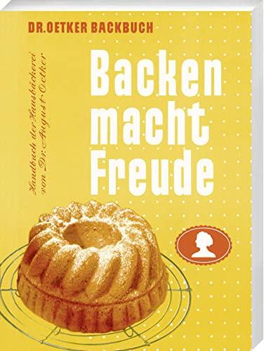 9783767007215: Backen macht Freude - Reprint 1952
