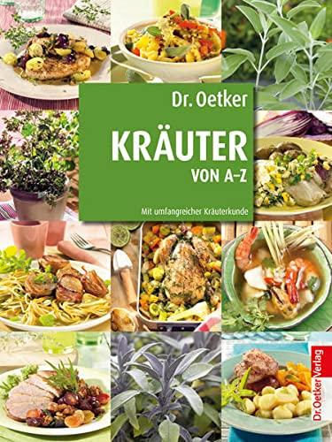 9783767007246: Dr. Oetker: Kräuter von A-Z