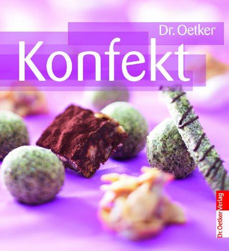 9783767008168: Dr. Oetker: Konfekt
