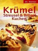9783767008267: Krümel Streusel & Brötchen Kuchen