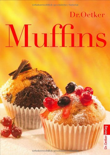 9783767008366: Dr. Oetker: Muffins