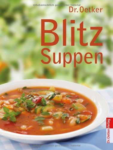 9783767008496: Blitz Suppen