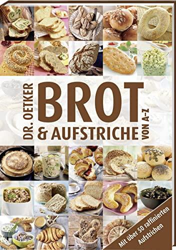 9783767008632: Brot und Aufstriche von A-Z