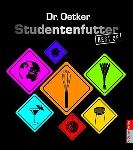 9783767009936: Dr. Oetker: Studentenfutter - Best of
