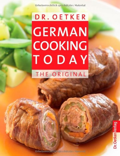 9783767012547: German Cooking Today